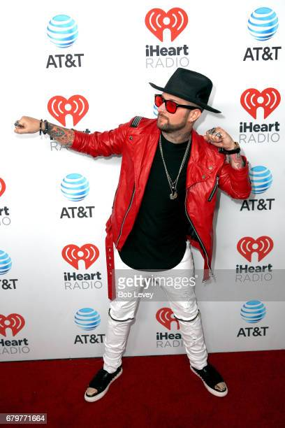 Sinister attends the 2017 iHeartCountry Festival A Music Experience by ATT at The Frank Erwin Center on May 6 2017 in Austin Texas