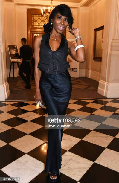 Sinitta attends the British LGBT Awards at The Grand Connaught Rooms on May 12 2017 in London England