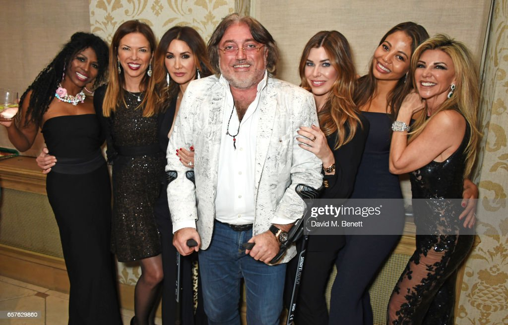 Lisa Tchenguiz's Party Hosted by Fatima Maleki In Mayfair : News Photo