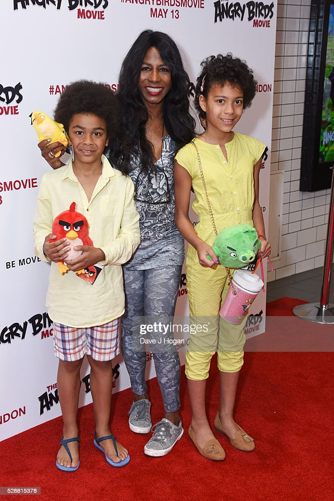 """Angry Birds"" - UK Gala Screening - VIP Arrivals : News Photo"