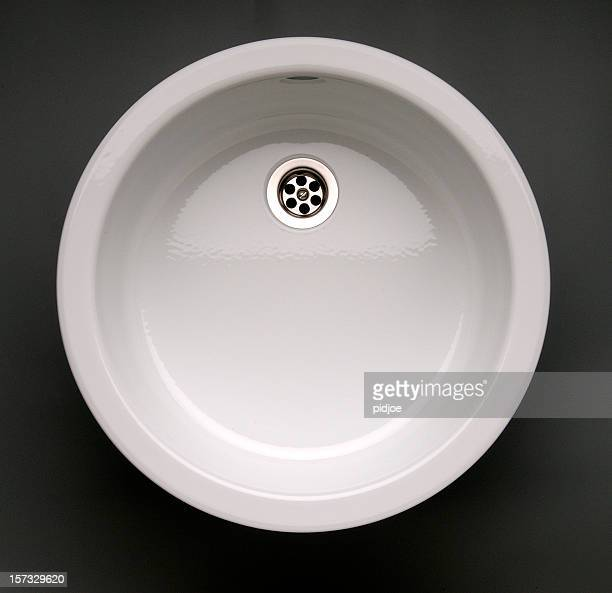 sink - enamel stock pictures, royalty-free photos & images
