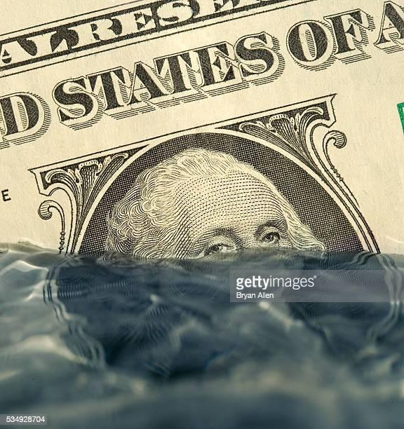Sinking US Dollar