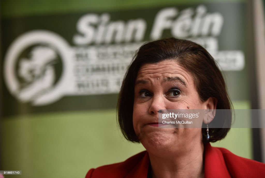 Sinn Fein Respond To Meetings With British And Irish Governments