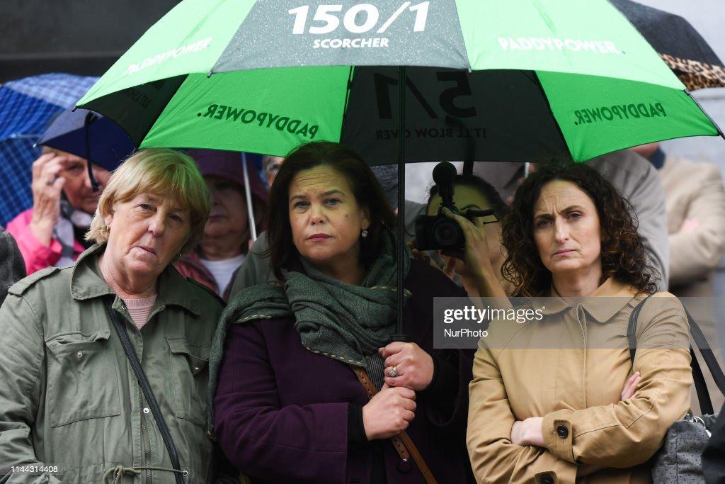 IRL: 45th Anniversary Of Dublin Monaghan Bombings