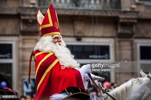 Sinterklaas at annual parade