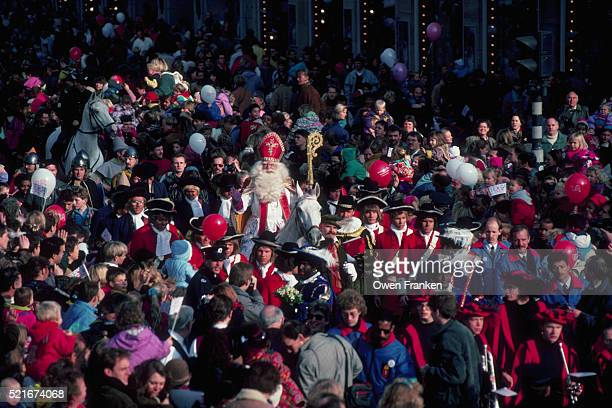 Sinterklaas Parade in Amsterdam