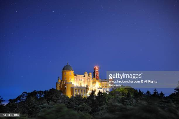Sintra National Palace in Portugal