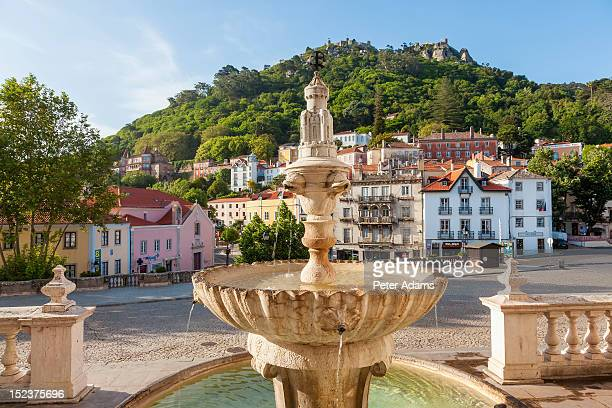 sintra, near lisbon, portugal - sintra stock pictures, royalty-free photos & images