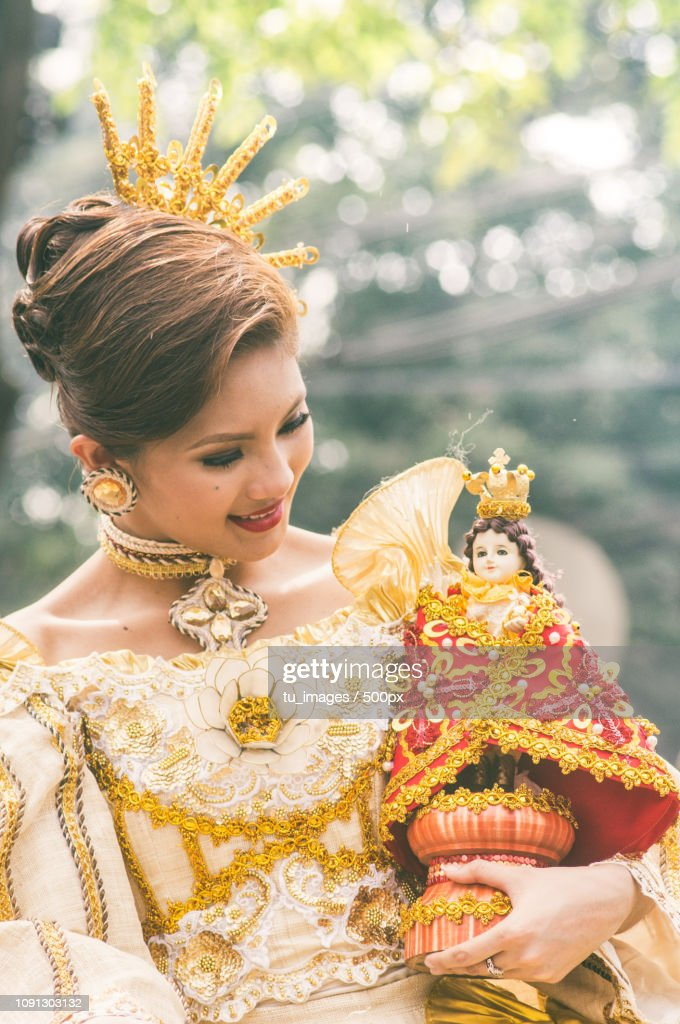 Sinulog Festival In Cebu Of Philippines Stock Photo - Getty