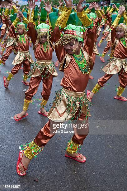 Sinulog is an annual festival held on the third Sunday of January in Cebu the Philippines The festival honors the vision of the child Jesus known as...