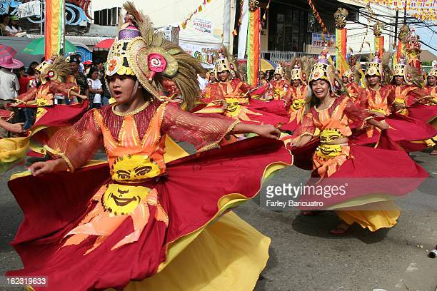 Sinulog presentations are a lot more than bright costumes and zany movements- they are entirely an assault on the eyes and ears. Drum and bugle corps...