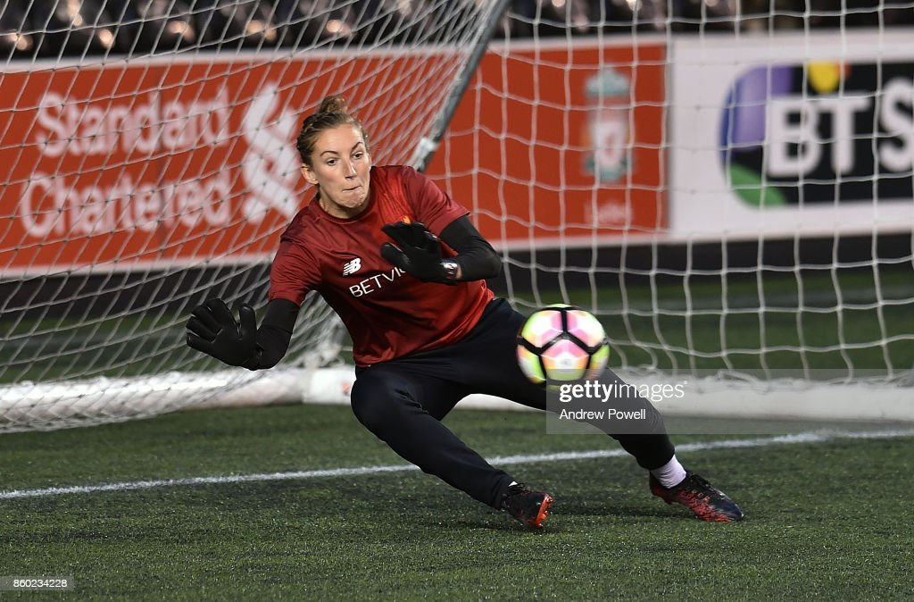 Liverpool Ladies FC v Sheffield FC Ladies - FA WSL Continental Tyres Cup : News Photo