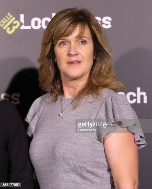 Siobhan Finneran attends a photocall for 'Loch Ness' at the Santo Mauro Hotel on October 20 2017 in Madrid Spain