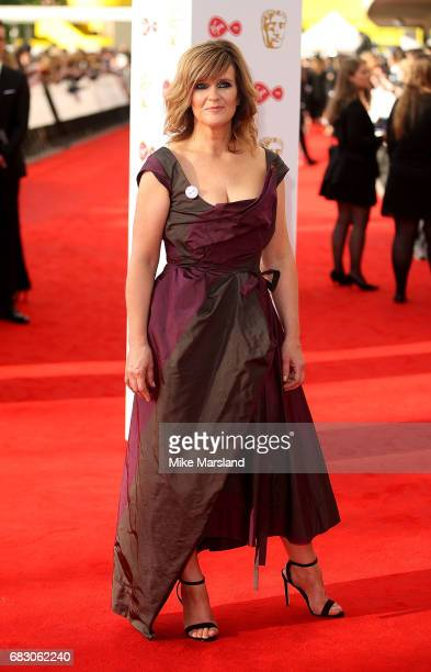 Siobhan Finneran attends the Virgin TV BAFTA Television Awards at The Royal Festival Hall on May 14, 2017 in London, England.