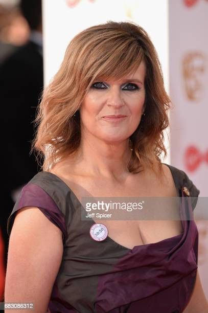 Siobhan Finneran attends the Virgin TV BAFTA Television Awards at The Royal Festival Hall on May 14 2017 in London England