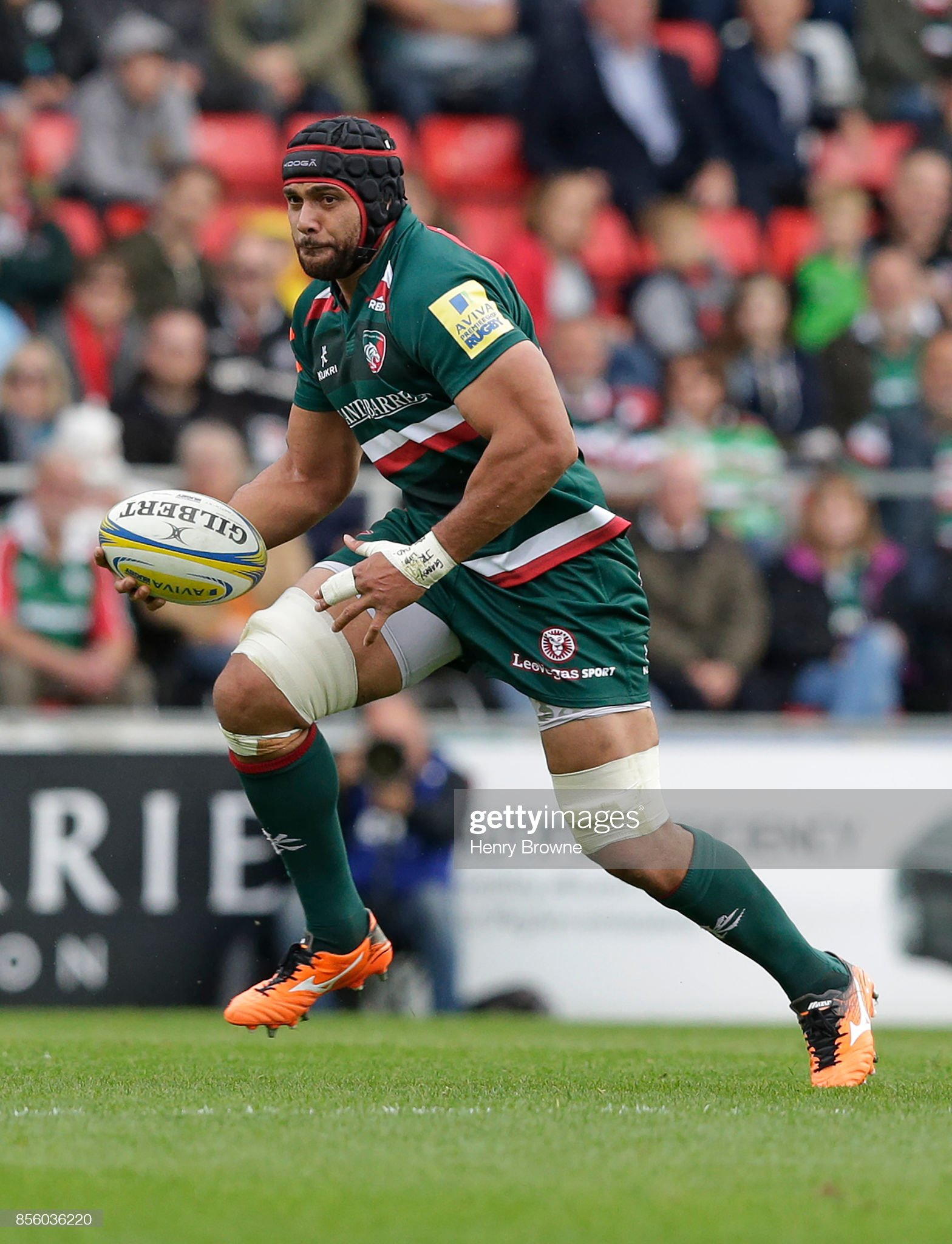 Tongan International Sione Kalamafoni Hopes To Follow In The Footsteps Of Wales Legend Scott Quinnell Ahead of European Quarter-final With Toulon