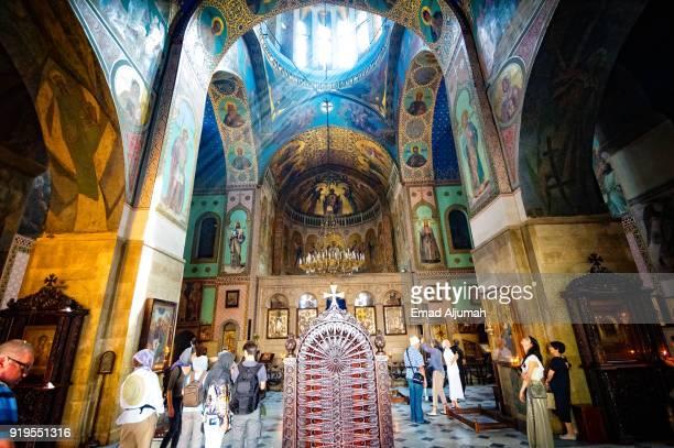 Sioni Cathedral, Tbilisi, Georgia