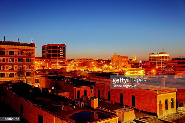 sioux falls - south dakota stock photos and pictures