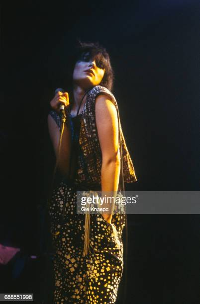 Siouxsie Sioux Siouxsie and the Banshees Lux Herenthout Belgium 1979