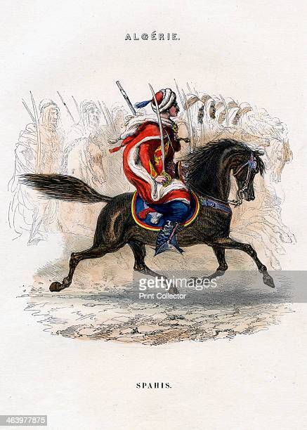 'Sipahi' 19th century Sipahi was the name of an Ottoman cavalry corps In the form of 'Spahi' it was the title given to several cavalry units serving...