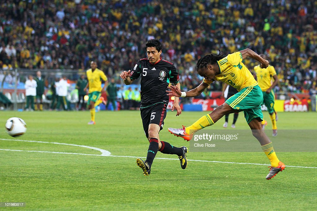 South Africa v Mexico: Group A - 2010 FIFA World Cup
