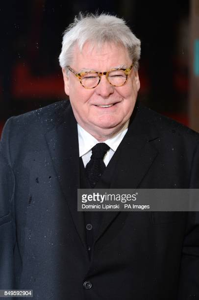 Sir Alan Parker arriving for the 2013 British Academy Film Awards at the Royal Opera House Bow Street London