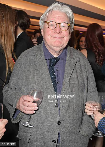 Sir Alan Parker attends the opening of the Lyric Hammersmith's Reuben Foundation Wing and Bugsy Malone at the Lyric Hammersmith on April 28 2015 in...