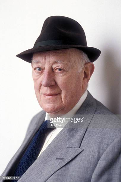 Sir Alec Guinness on the Radio 4 programme 'My Name Escapes Me Sir Alec Guinnes' Sept 1996