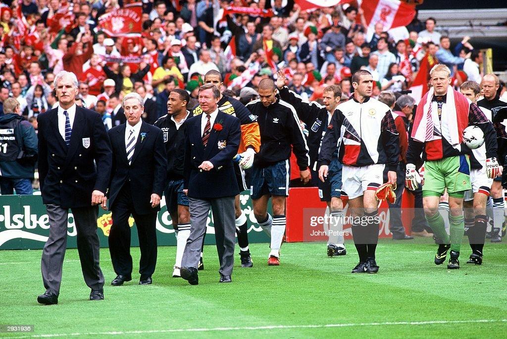 FA Cup 1996 : News Photo