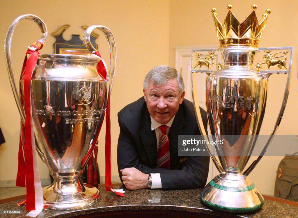 Sir Alex Ferguson - Trophies & Titles