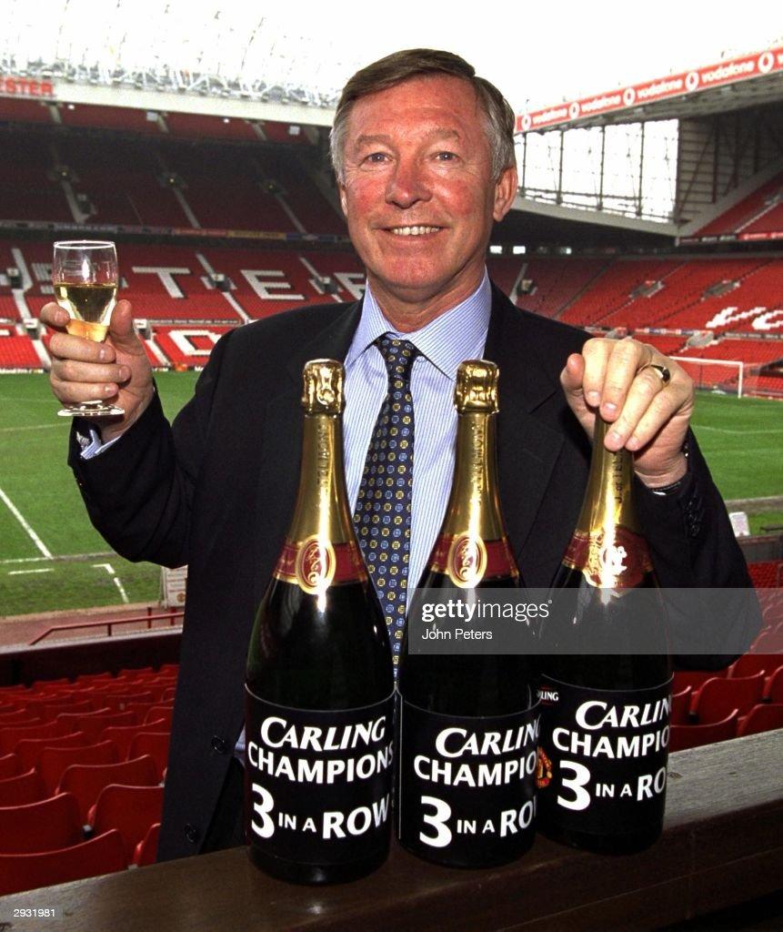 Premiership Title 2001 : Photo d'actualité