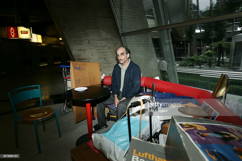 """Alfred Mehran, The Man Who Inspired The Movie """"The Terminal"""" : News Photo"""