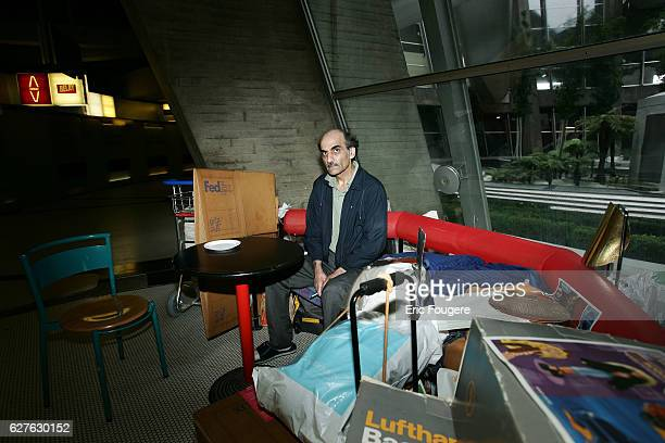 Sir Alfred Mehran 59 years old originally from Iran has been living in Charles de Gaulle airport for 16 years Steven Spielberg bought his story to...