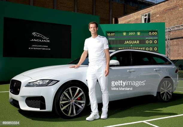Jaguar Xf Sportbrake Pictures And Photos Getty Images