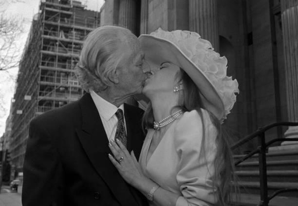 Sir Anthony Buck Wedding