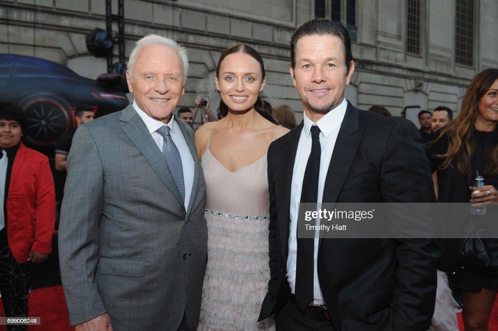 """Transformers: The Last Knight"" US Premiere : News Photo"