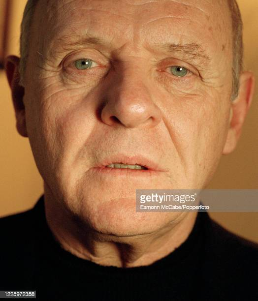 Sir Anthony Hopkins Welsh actor circa 2002 Hopkins began acting in the theatre and in 1965 he was discovered by Laurence Olivier He later joined the...