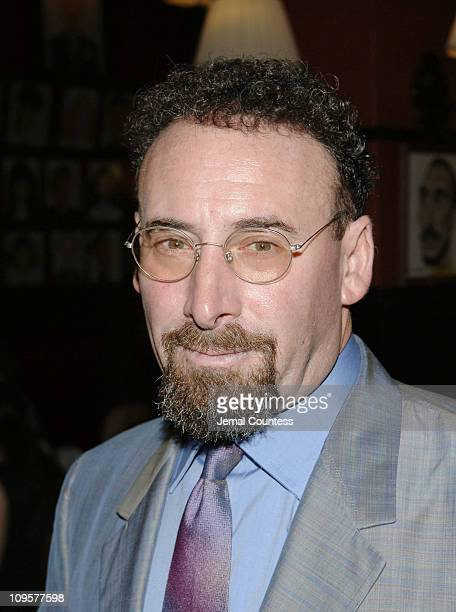 """Sir Anthony Sher during """"Primo"""" Broadway Opening Night - After Party at Sardi's in New York City, New York, United States."""