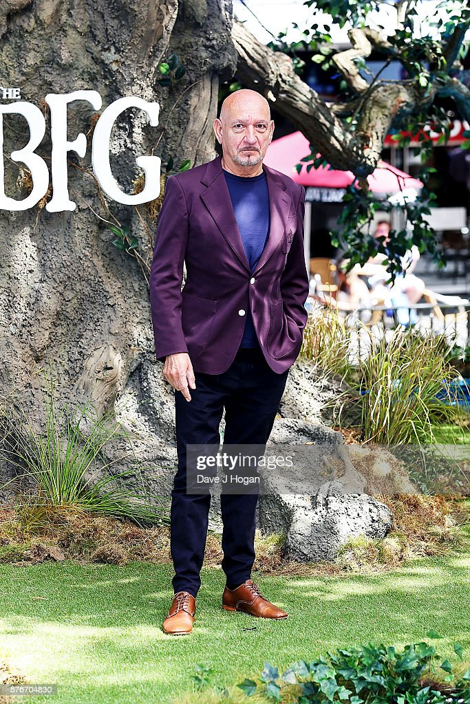 """The BFG"" - UK Film Premiere"