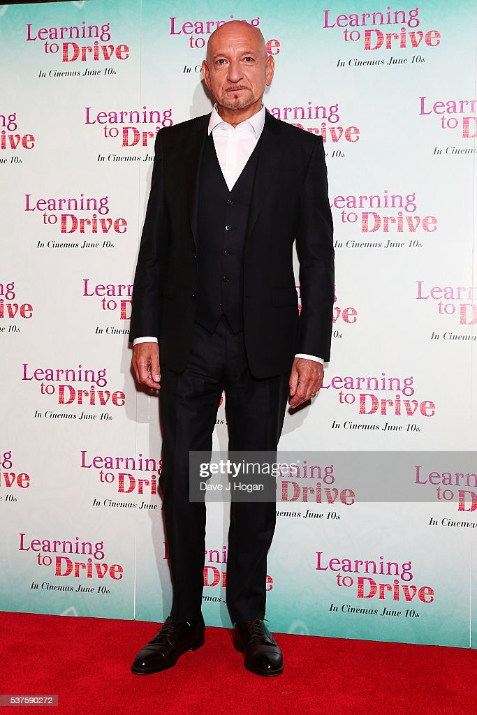 """Learning To Drive"" - UK Gala Screening - VIP Arrivals"
