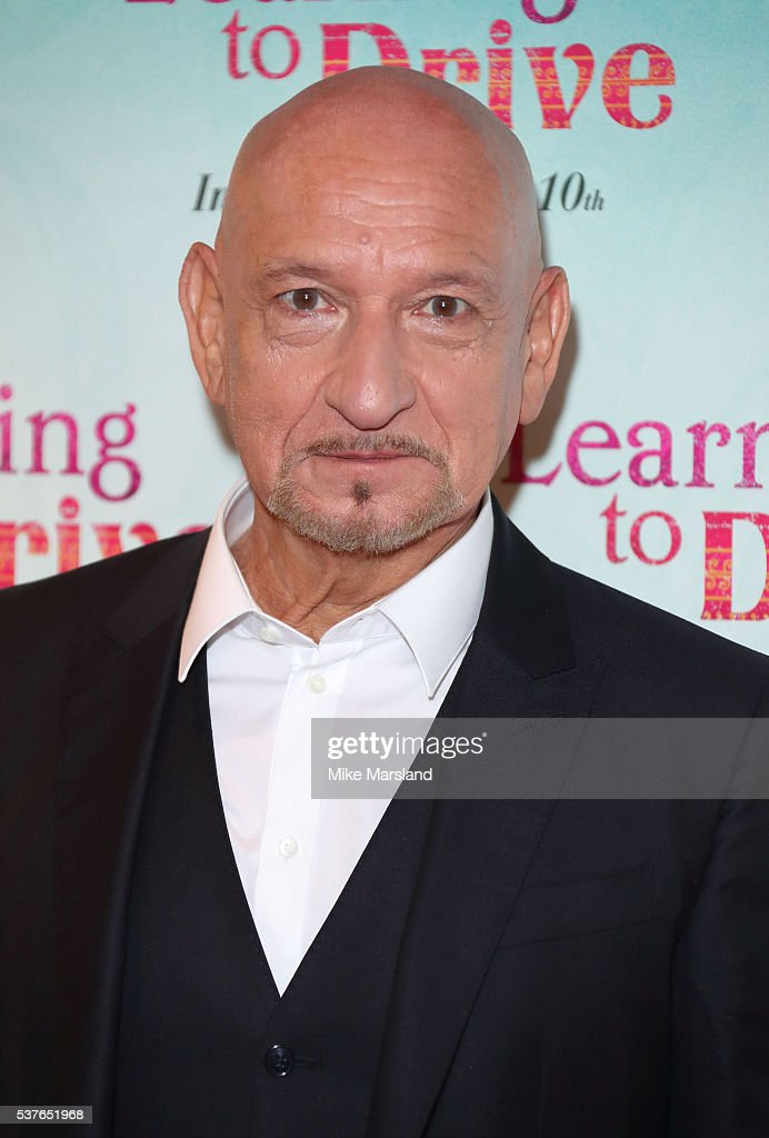 """Learning To Drive"" - UK Gala Screening - Arrivals"