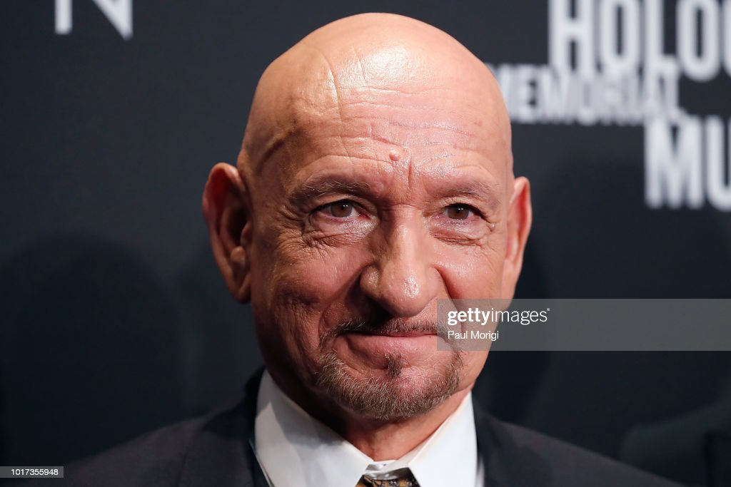 Sir Ben Kingsley attends the 'Operation Finale' premiere at the United States Holocaust Memorial Museum on August 15, 2018 in Washington, D.C.