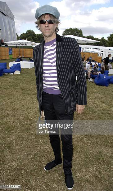Sir Bob Geldof during O Wireless Festival 2006 London Day 1 June 21 2006 at Hyde Park in London Great Britain
