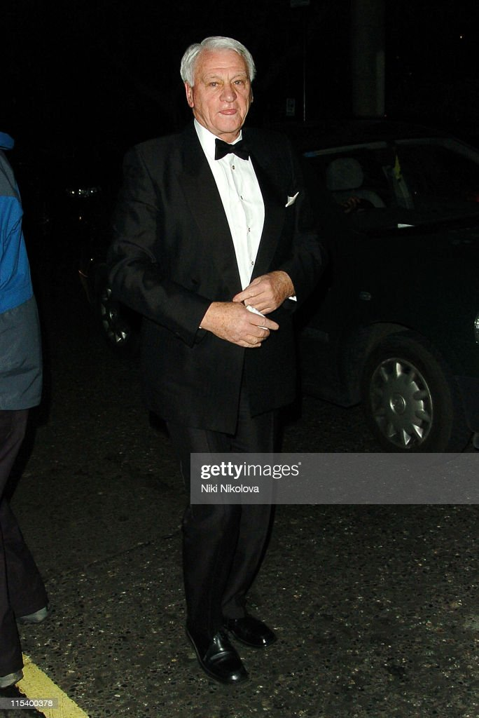FWA Tribute Dinner Awards - Arrivals - January 15, 2006