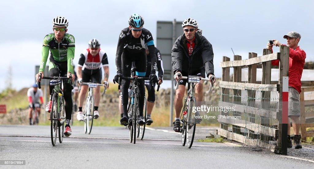 Cycling - Ride With Brad Sportive - Lancashire : News Photo