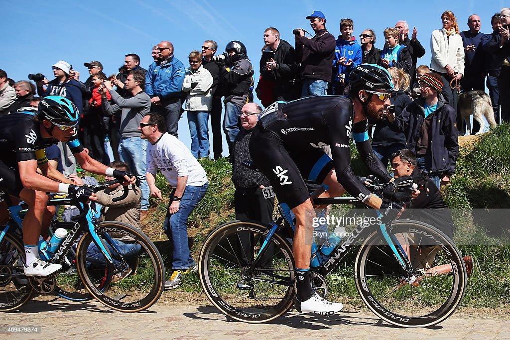 2015 Paris - Roubaix : News Photo
