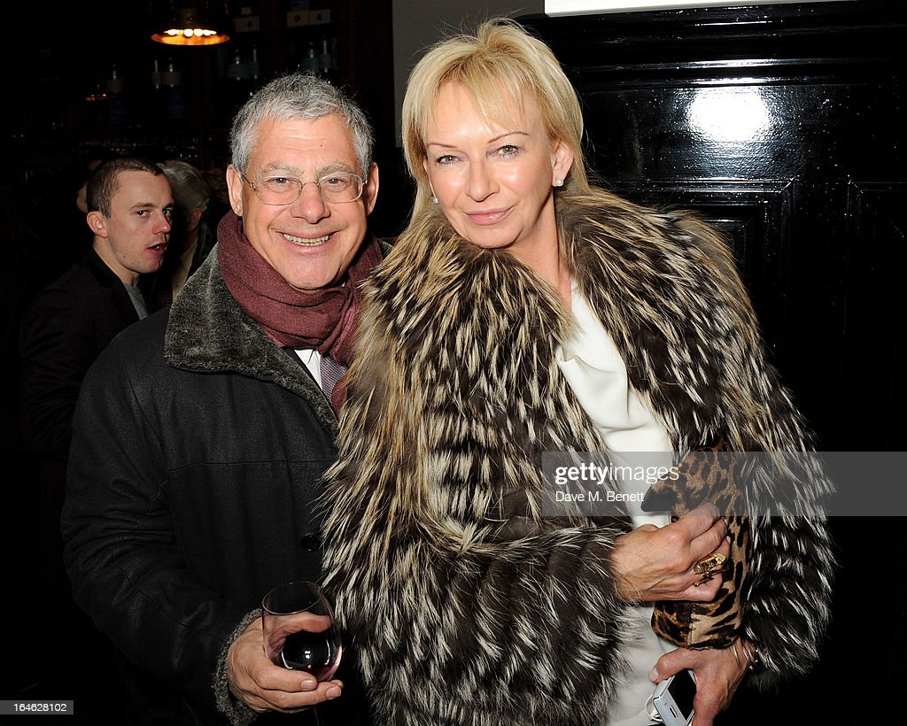 Peter And Alice - Press Night - After Party