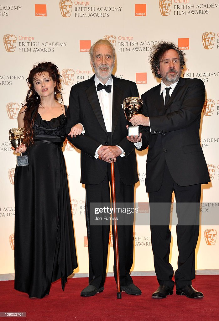 2011 Orange British Academy Film Awards - Press Room