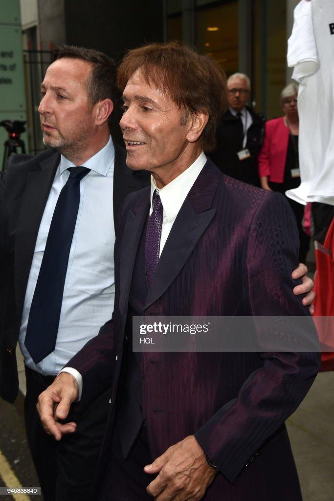 London Celebrity Sightings -  April 12, 2018 : News Photo
