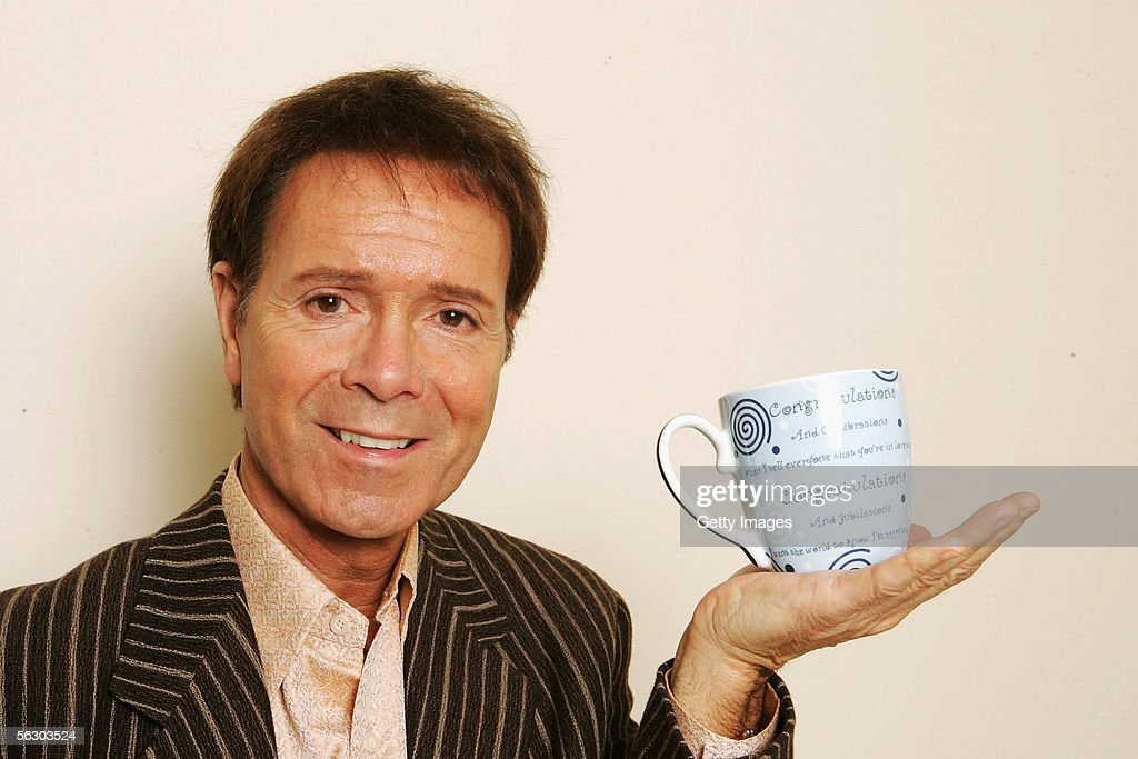 Sir Cliff Richard - Photocall